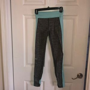 Under armor full length workout pant
